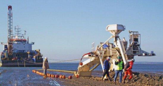 Kabel Internet Bawah Laut